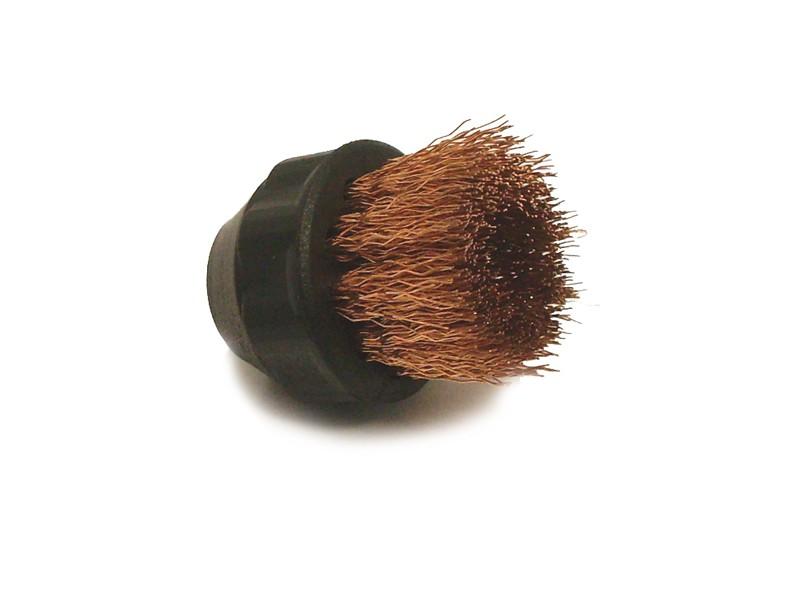 kleine Rundbürste bronce Ecolux/Ökolux